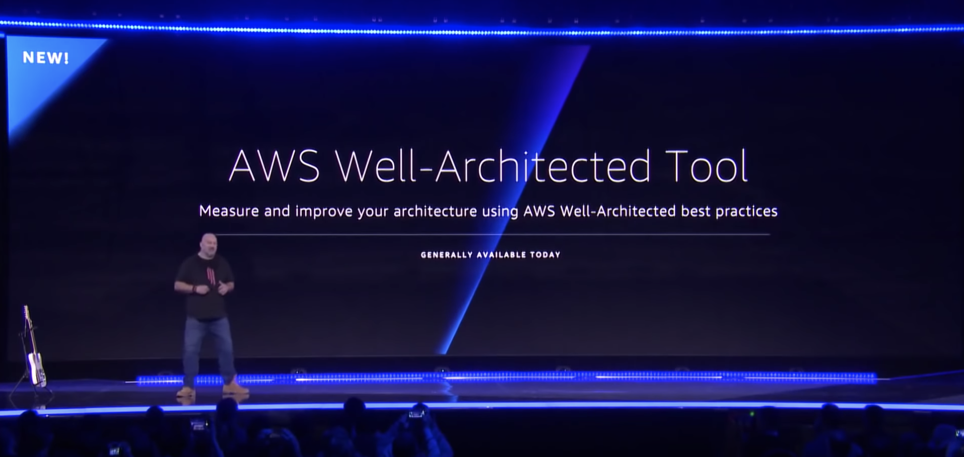 AWS re-invent 10